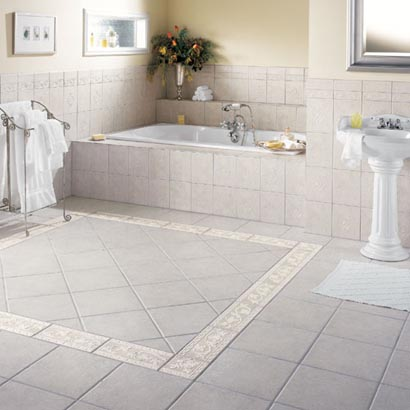 Tilingbathroom Floor on Ceramic Tile Floor Cleaning     Daily Cleaning Residential   New